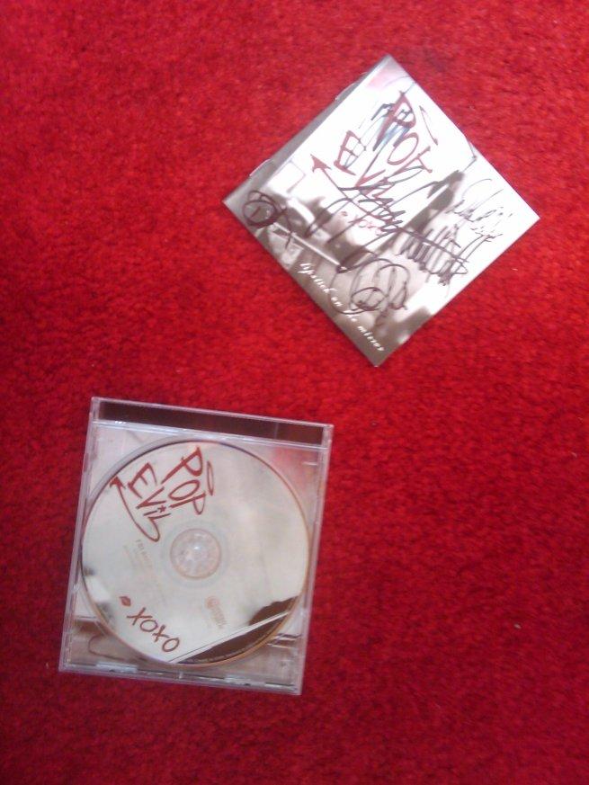 pop evil cd